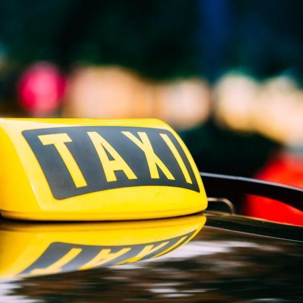 Taxi en Sevilla